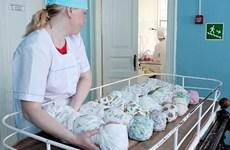 Chính phủ Nga tập trung khắc phục tình trạng dân số giảm