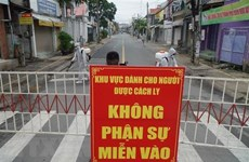 [Infographics] 172.746 người được cách ly y tế ở Việt Nam do dịch