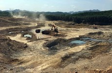 Bình Thuận: Chấn chỉnh công tác quản lý khai thác khoáng sản