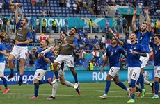 Italy và niềm cảm hứng từ Liverpool của huấn luyện viên Roberto Macini