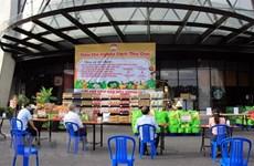 Dịch COVID-19: TP. HCM đảm bảo an toàn điểm bán hàng hóa thiết yếu