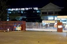Bệnh viện Đa khoa tỉnh Bình Thuận tạm dừng tiếp nhận người bệnh