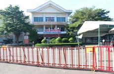 [Photo] Bình Thuận, Phú Yên phong tỏa nhiều khu vực để chống dịch