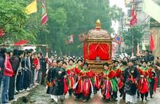 Giữ gìn nét đẹp văn hóa Lễ hội Năm làng Mọc giữa lòng Hà Nội