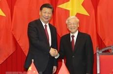 Đại sứ TQ Hùng Ba: Kiên trì chiến lược phát triển quan hệ Trung-Việt