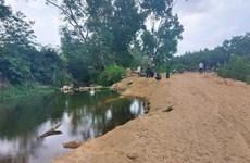 Tây Ninh: Trượt chân rơi xuống ao sâu, hai em gái đuối nước thương tâm