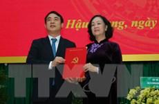 Điều động ông Nghiêm Xuân Thành giữ chức Bí thư Tỉnh ủy Hậu Giang