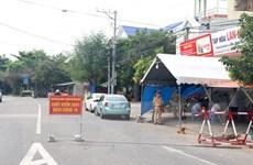 Triển khai xét nghiệm nhanh với người từ vùng dịch đến Bình Thuận