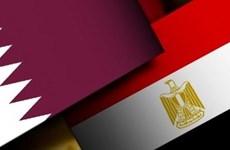 Dịch chuyển tương tác ở Trung Đông trong hình mẫu Ai Cập-Qatar