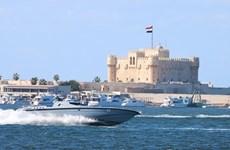 Ẩn ý của Ai Cập khi thiết lập căn cứ quân sự mới