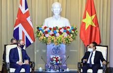 """Đông Nam Á - """"Điểm tựa"""" thương mại của nước Anh hậu Brexit"""