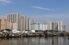 TP Hồ Chí Minh: Tăng trưởng nhẹ tại một số phân khúc bất động sản