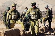 Quân đội Australia hoàn tất việc rút quân khỏi Afghanistan