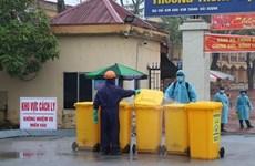 Thành phố Hồ Chí Minh: Không để tồn đọng rác thải tại các khu cách ly