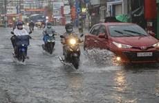 Nam Trung Bộ, Tây Nguyên và Nam Bộ tiếp tục mưa dông, có nơi mưa to