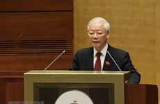 Tổng Bí thư: Phát huy vai trò cơ quan đại biểu cao nhất của nhân dân