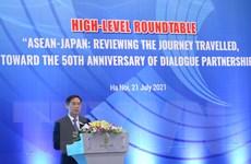 """Tọa đàm cấp cao  """"ASEAN-Nhật Bản: Hướng tới 50 năm Quan hệ đối tác"""""""