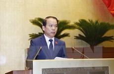 Quốc hội thảo luận về Chương trình xây dựng luật, pháp lệnh năm 2022