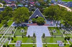 [Photo] Ghé thăm những nghĩa trang liệt sỹ ở Điện Biên