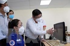 TP.HCM nâng cấp Tổng đài Trung tâm 115 điều phối cấp cứu bệnh nhân