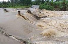 Lào Cai: Một bé gái thiệt mạng do bị nước lũ cuốn trôi
