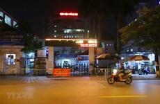 """Những người chắn 'sóng' COVID-19 ở Hà Nội: """"Đê chắn"""" trên tuyến đầu"""