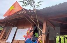 [Mega Story] Độc đáo Tết mùa mưa của người dân tộc Hà Nhì