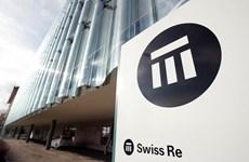 """""""Gã khổng lồ"""" Swiss Re công bố kết quả kinh doanh tốt hơn dự kiến"""