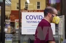 """""""Bóng ma"""" COVID-19 ám ảnh New York khi số ca nhiễm mới tăng vọt"""