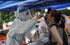 Trung Quốc có thêm 55 ca nhiễm mới, Thái Lan lập mốc mới về ca tử vong
