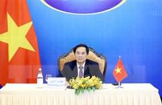 Bộ trưởng Ngoại giao Bùi Thanh Sơn dự Hội nghị Hợp tác Mekong-Nhật Bản