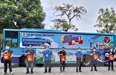 15.000 lao động Thủ đô được nhận hỗ trợ từ Xe buýt siêu thị 0 đồng
