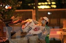 Hà Nội yêu cầu xử lý chất thải sinh hoạt và y tế đảm bảo vệ sinh