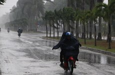 Từ ngày 11-20/8, trên cả nước đều có mưa dông về đêm và sáng