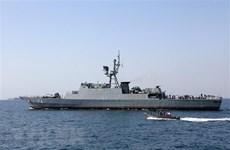 """Thông điệp của Iran từ chiến lược hàng hải """"bên miệng hố chiến tranh"""""""