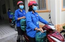 Dấu ấn tình nguyện của tuổi trẻ Việt Nam trên mặt trận chống dịch