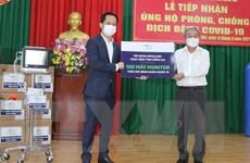 Đồng Nai: 5 DN trao tặng thiết bị phòng chống dịch trị giá 18 tỷ đồng