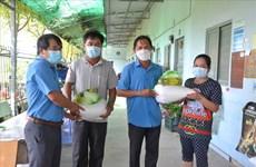 An Giang hỗ trợ khoảng 64.000 lao động tự do gặp khó khăn do dịch