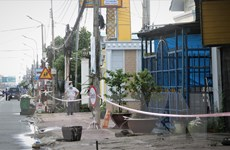Cà Mau, Thái Nguyên thực hiện giãn cách xã hội để kiểm soát dịch bệnh