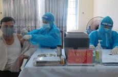 Phú Yên: Tổ chức tiêm vaccine cho người có công với cách mạng