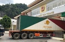 Lưu ý DN về thay đổi quy trình giao nhận hàng qua cửa khẩu Tân Thanh
