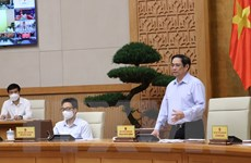 Thủ tướng chủ trì hội nghị trực tuyến toàn quốc về công tác quy hoạch