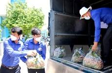 Bình Thuận: Hỗ trợ nông dân tiêu thụ nông sản trong bối cảnh dịch