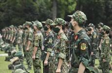 Quân đội quyết tâm hỗ trợ các tỉnh phía Nam khắc phục dịch triệt để