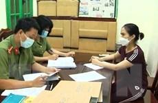 """Hà Nội: Khởi tố đối tượng lợi dụng chức vụ duyệt cấp thẻ """"luồng xanh"""""""