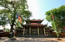 """Chùa Nôm Hưng Yên - """"Báu vật cổ xưa"""" của vùng đất phố Hiến"""