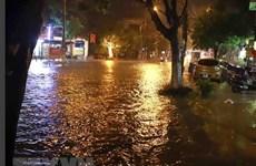 Từ ngày 4-12/9, mưa và dông bao trùm các khu vực trong cả nước