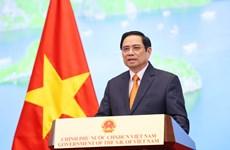 Phát biểu của Thủ tướng tại Hội nghị thương mại dịch vụ toàn cầu