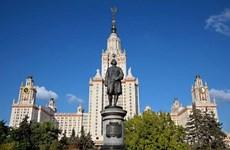 Nga tăng cường hợp tác về giáo dục và đào tạo đại học với Việt Nam