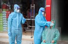 Kiên Giang lập trung tâm điều trị COVID-19, tiếp tục giãn cách xã hội